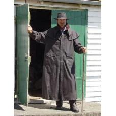Full Length Oilskin Saddlecoat