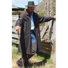 3/4 Length Oilskin Saddlecoat