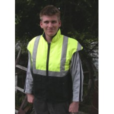 Oilskin Safety Vest